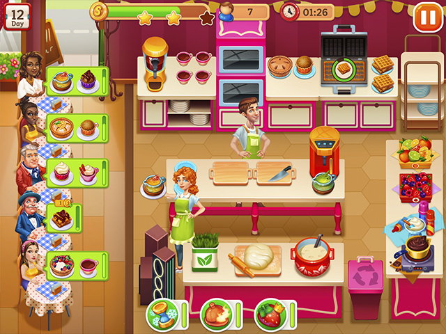 Baking Bustle: Ashley's Dream Collector's Edition - Screenshot