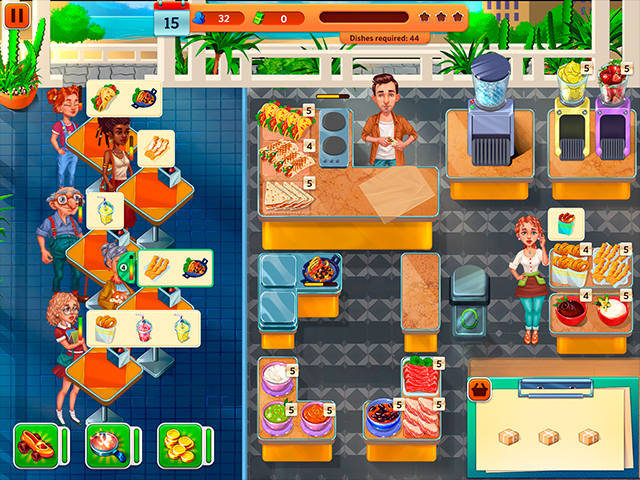 Baking Bustle Collector's Edition - Screenshot