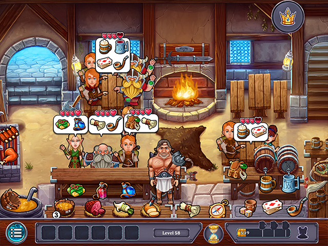 Barbarous: Tavern of Emyr - Screenshot