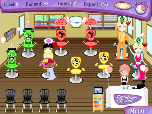 Belle S Beauty Boutique Ipad Iphone Android Mac Pc Game Big Fish