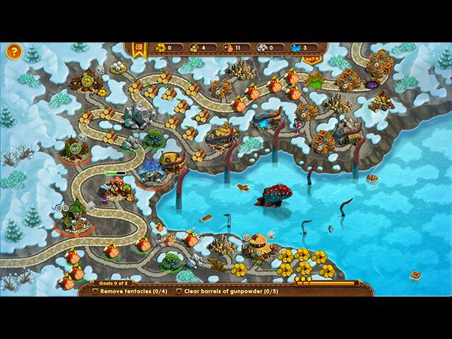 Beyond the Kingdom 2 - Screenshot
