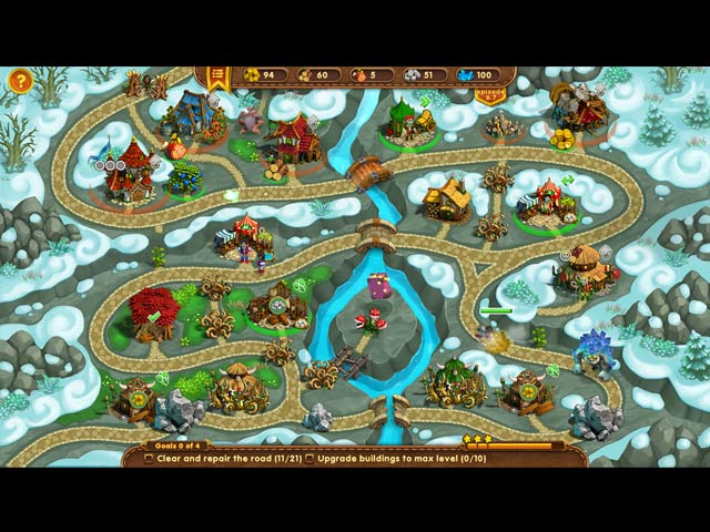 Beyond the Kingdom Resource Management Game