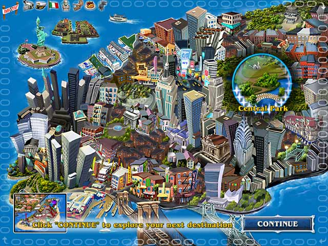 Big city adventure new york city ipad iphone android for Big fish games new
