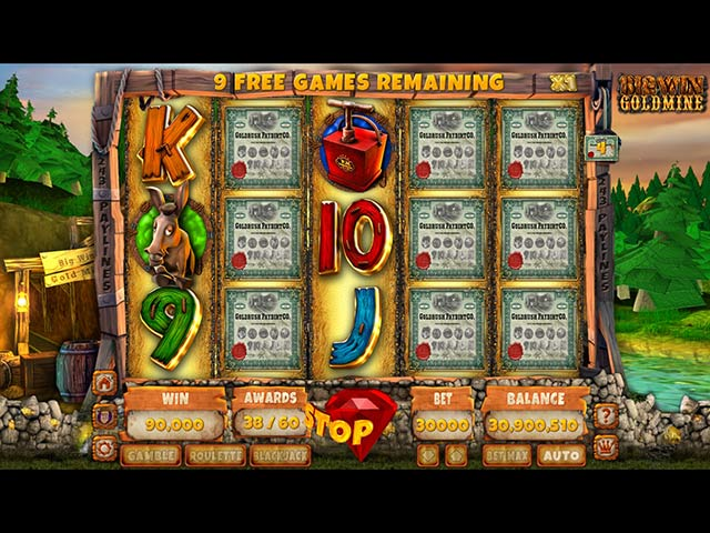 on line gambling slots