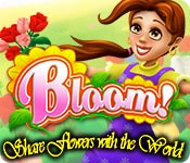 Bloom! Share flowers with the World