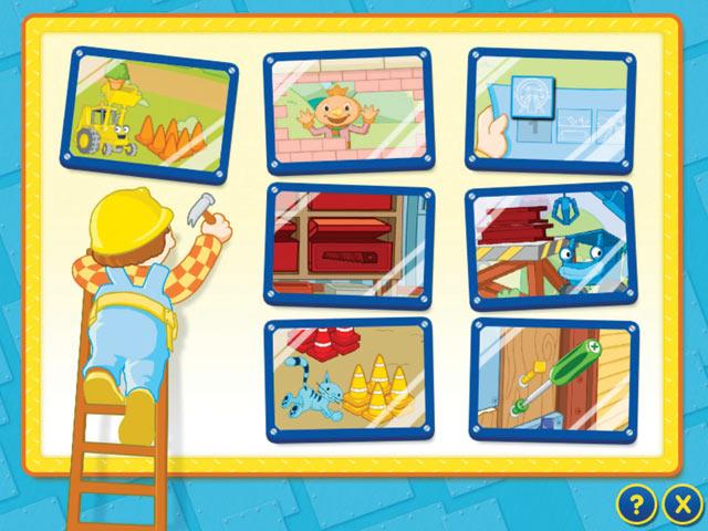 Bob the Builder Games for Kids