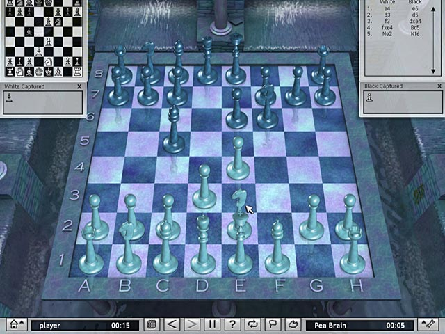Video for Brain Games: Chess
