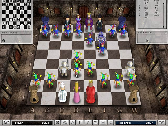 Brain Games: Chess > iPad, iPhone, Android, Mac & PC Game
