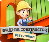 BRIDGE CONSTRUCTOR: Playground