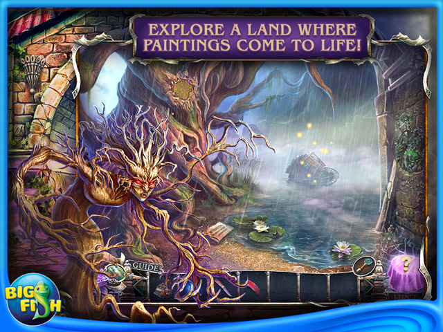 Screenshot for Bridge to Another World: Burnt Dreams Collector's Edition