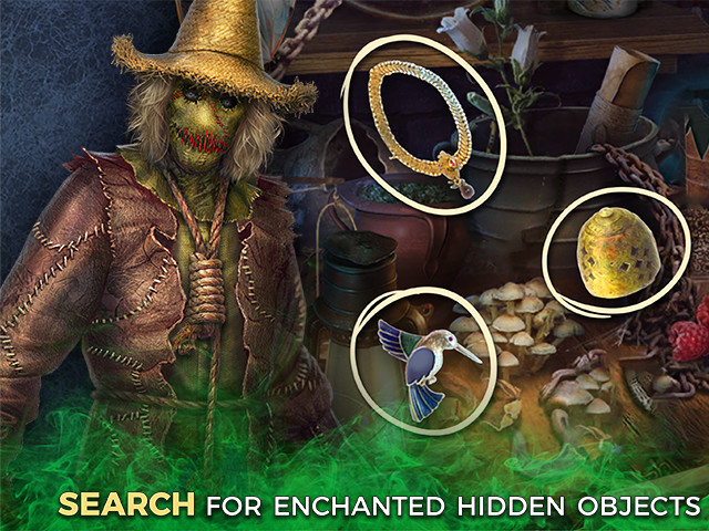 Screenshot for Bridge to Another World: Escape From Oz Collector's Edition