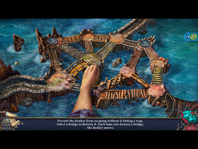Bridge to Another World: Gulliver Syndrome - Screenshot 3