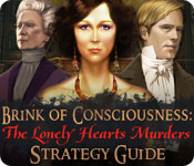 Brink of Consciousness: The Lonely Hearts Murders Strategy Guide