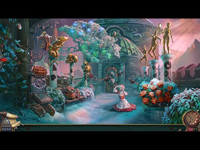 Bridge to Another World: Secrets of the Nutcracker Collector's Edition - Screenshot