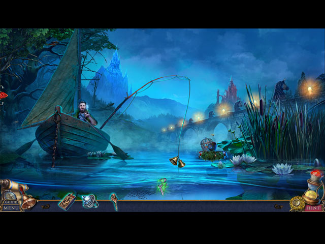 Bridge to Another World: Through the Looking Glass - Screenshot 1