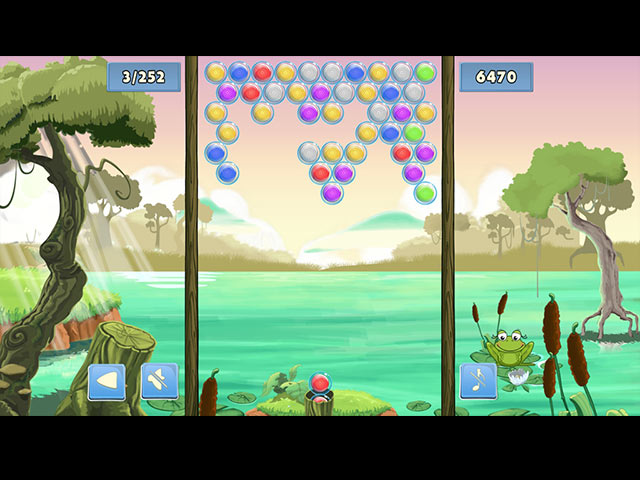 Bubble shooter adventures ipad iphone android mac for Bubble fish games