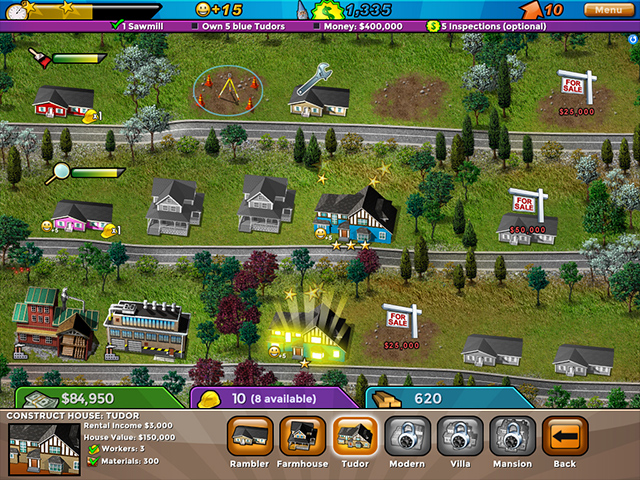 Build-a-Lot: Big Dreams - Screenshot