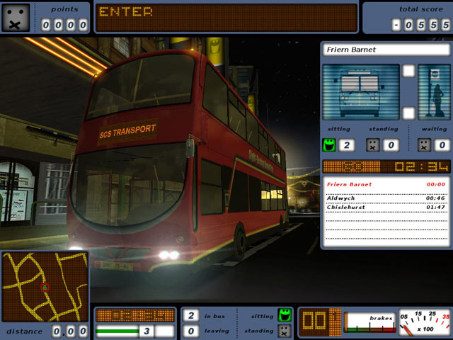 Bus Games, Online Bus Driving Games, Free Bus Games
