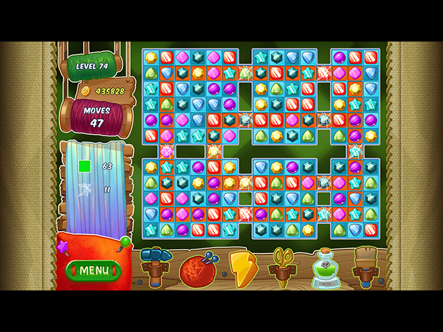 Button Tales: Way Home - Screenshot