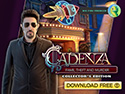 Screenshot for Cadenza: Fame, Theft and Murder Collector's Edition
