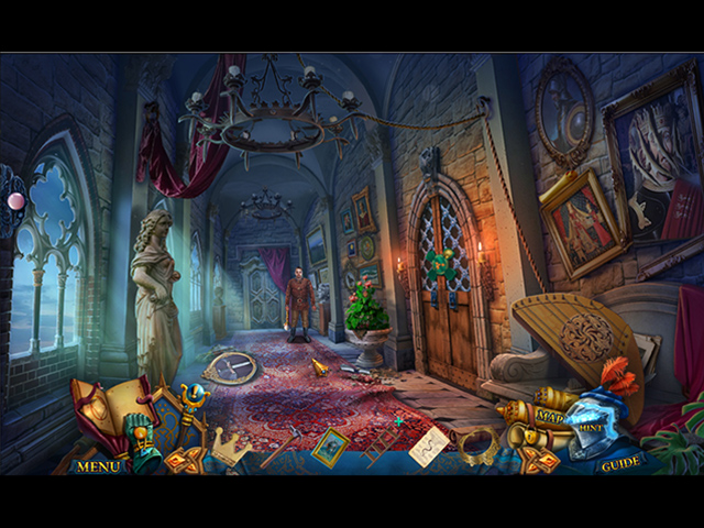 Camelot: Wrath of the Green Knight Collector's Edition - Screenshot