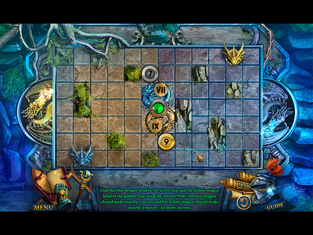 Camelot: Wrath of the Green Knight - Screenshot