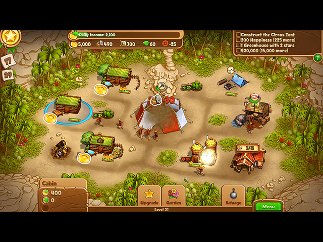 Campgrounds III Collector's Edition screen2