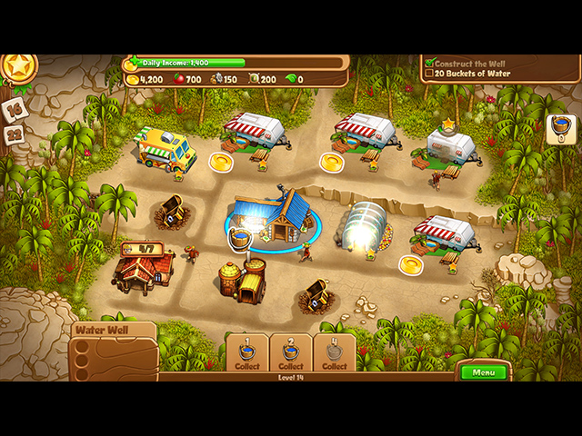 Campgrounds IV - Screenshot