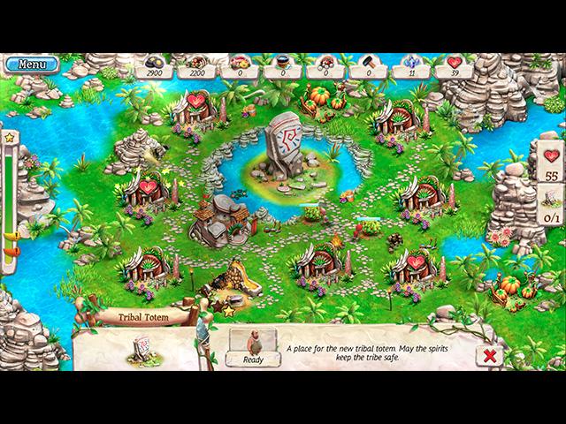 Cavemen Tales Collector's Edition screen1
