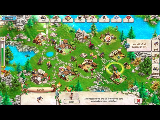 Cavemen Tales Collector's Edition screen2