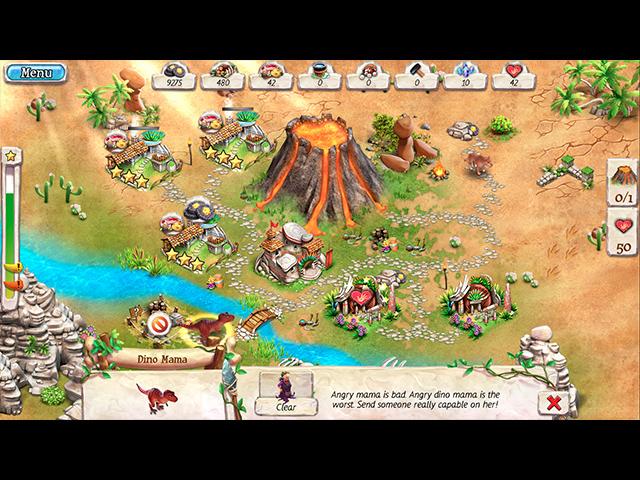 Cavemen Tales Collector's Edition screen3