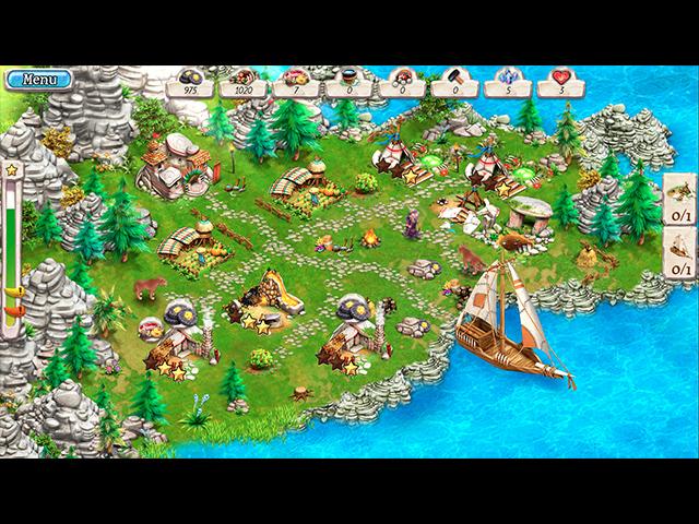 Cavemen Tales - Screenshot