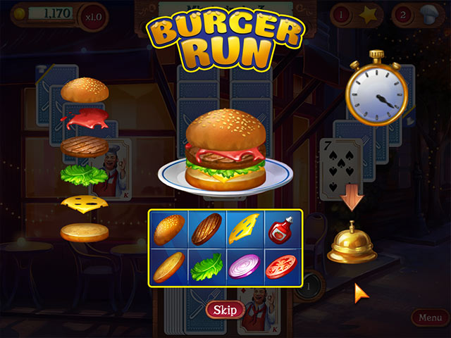 Chef Solitaire Usa Gt Ipad Iphone Android Mac Amp Pc Game