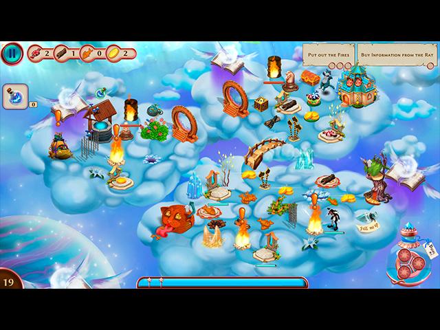 Cheshire's Wonderland: Dire Adventure Collector's Edition - Screenshot