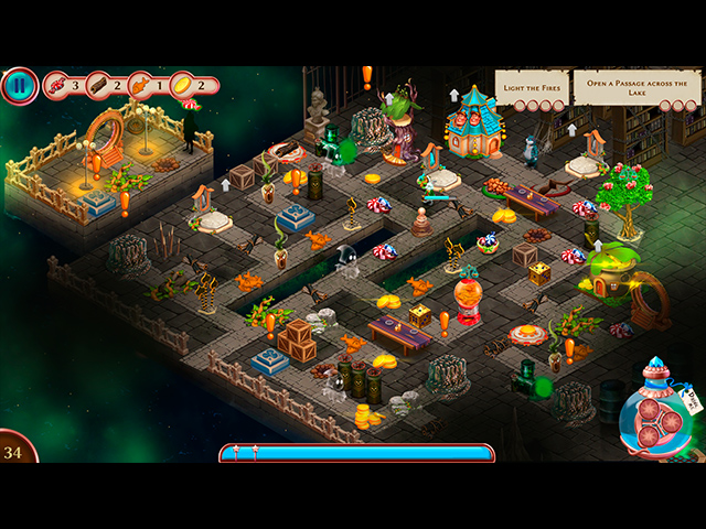 Cheshire's Wonderland: Dire Adventure - Screenshot