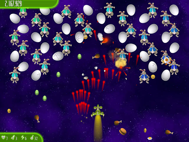 Chicken Invaders 4 Full Version. Noch online Classic Edicion dias Elegir Read