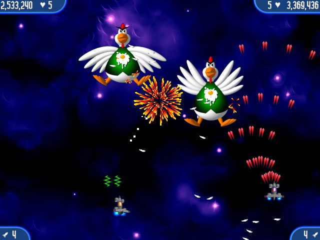 chicken invaders 2 free download full version apk