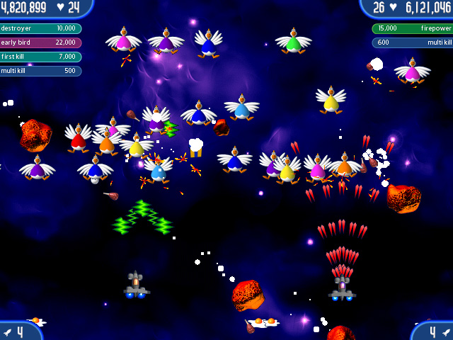 chicken invaders free download for pc