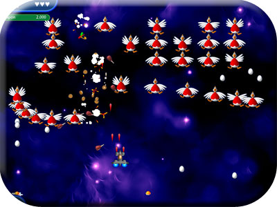 chicken invaders 2 free download full version for windows xp