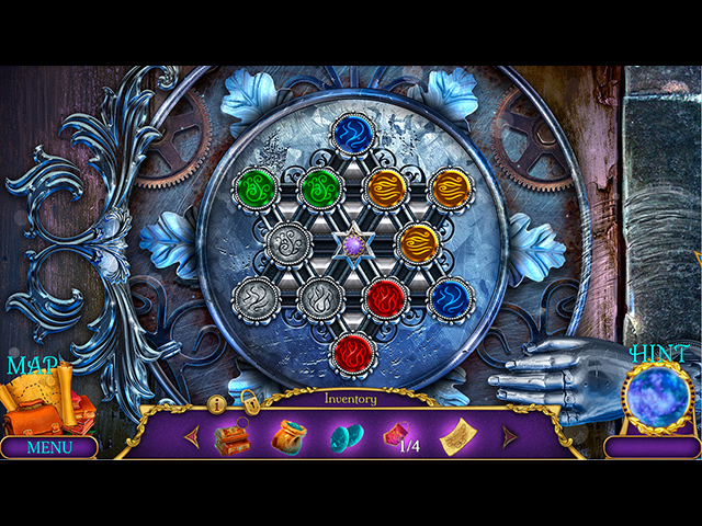 Chimeras: Heavenfall Secrets Collector's Edition screen3