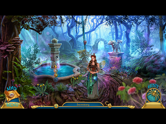 Chimeras: Wailing Waters - Screenshot 1