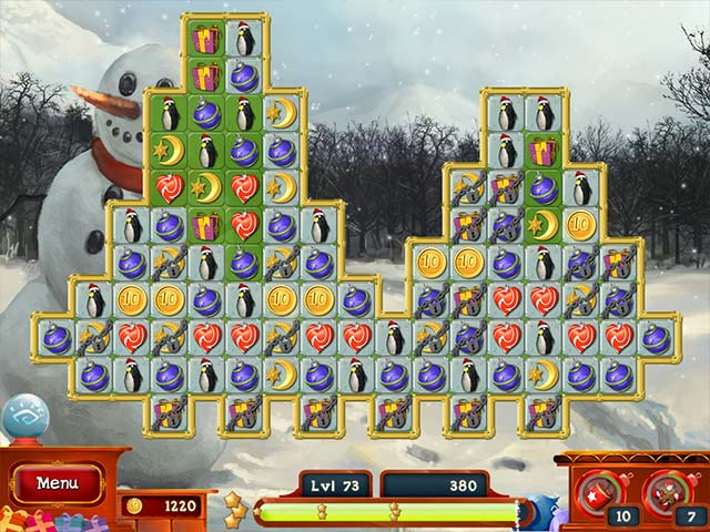 Christmas Games: Match 3 Puzzle Game for Christmas for PC