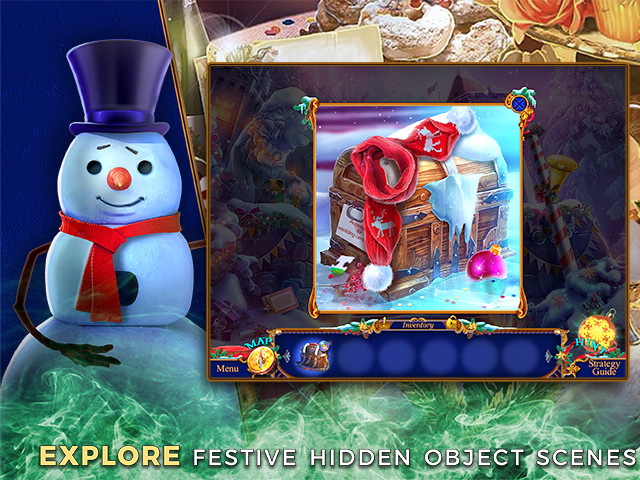 Screenshot for Christmas Stories: A Little Prince Collector's Edition