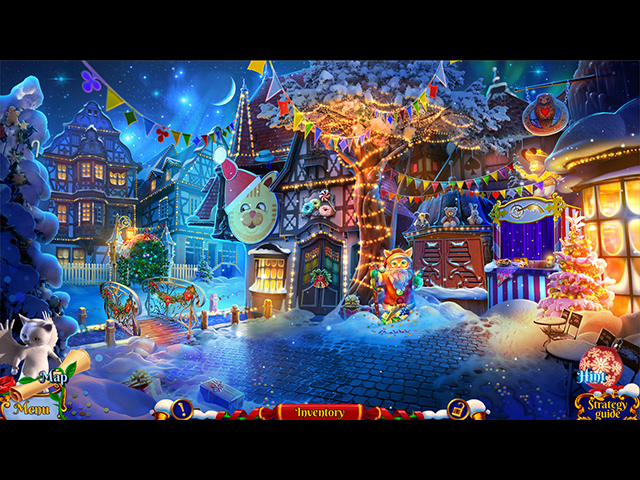 Christmas Stories Alice's Adventure Game