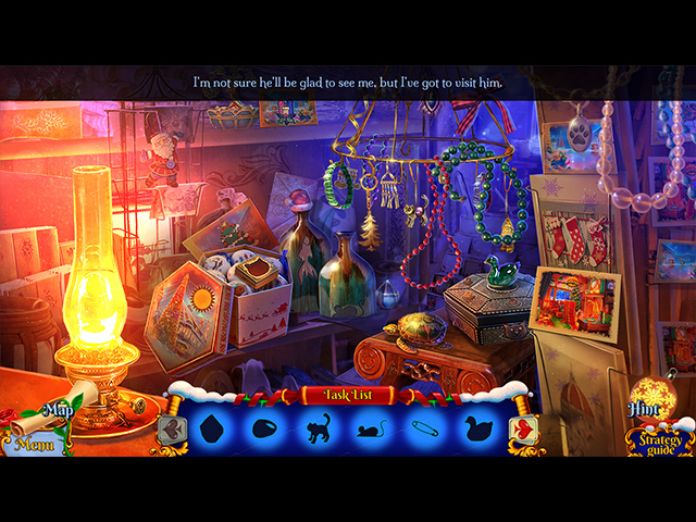 Christmas Stories: Alice's Adventures Collector's Edition screen2