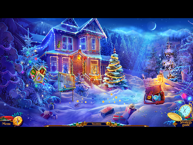 Christmas Stories: Enchanted Express Collector's Edition screen1