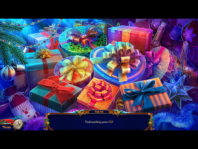 Christmas Stories: Enchanted Express - Screenshot