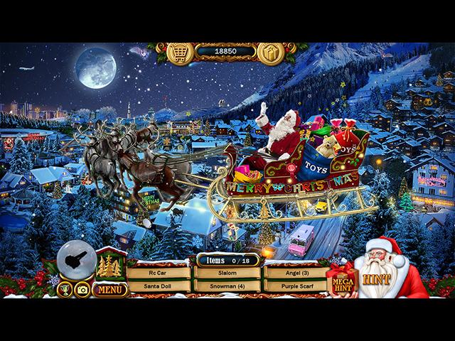 Christmas Wonderland 11 - Screenshot