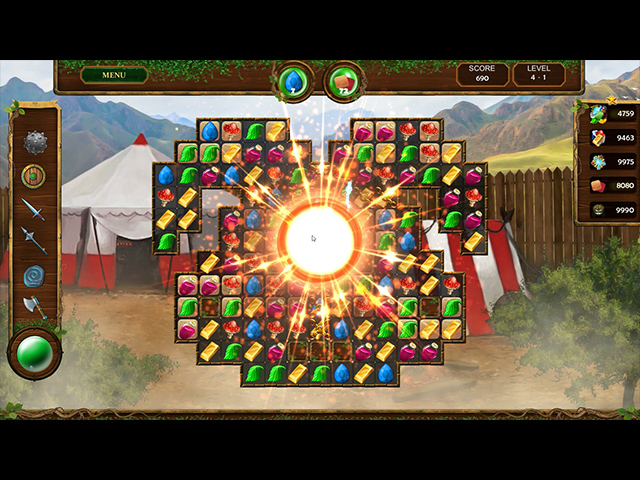 The Chronicles of Robin Hood: The King of Thieves - Screenshot