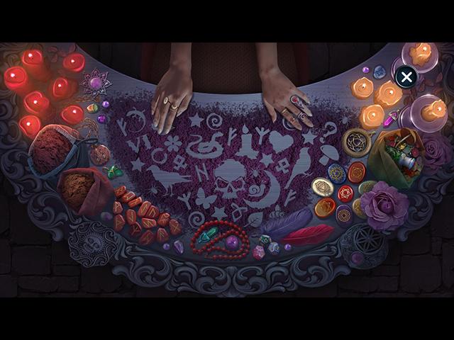 City Legends: The Curse of the Crimson Shadow - Screenshot